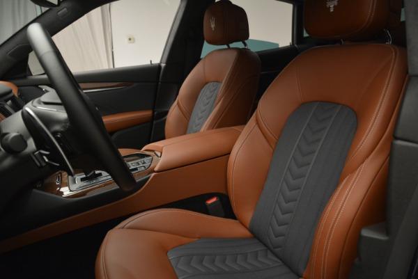 Used 2018 Maserati Levante Q4 GranLusso for sale $61,900 at Bugatti of Greenwich in Greenwich CT 06830 14