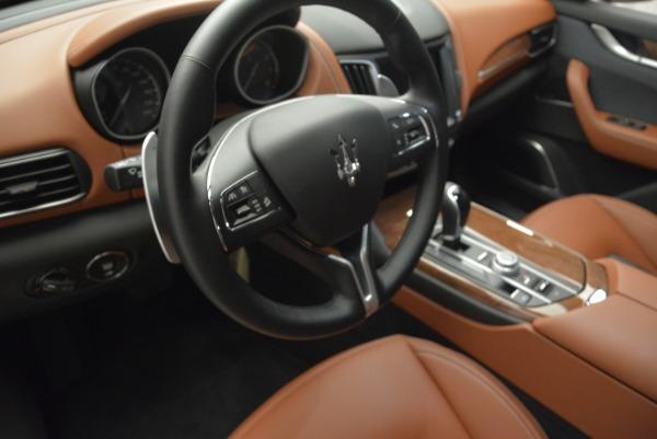 Used 2018 Maserati Levante Q4 GranLusso for sale $61,900 at Bugatti of Greenwich in Greenwich CT 06830 15