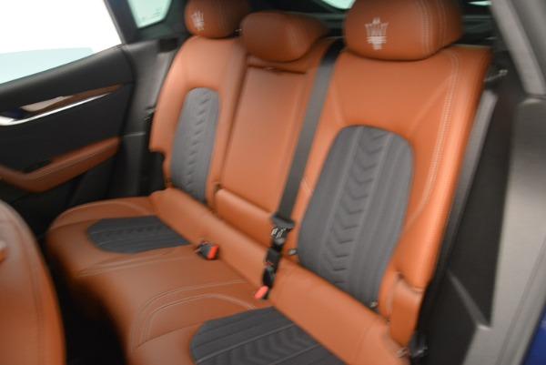 Used 2018 Maserati Levante Q4 GranLusso for sale $61,900 at Bugatti of Greenwich in Greenwich CT 06830 16