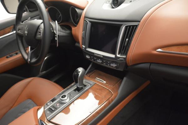 Used 2018 Maserati Levante Q4 GranLusso for sale $61,900 at Bugatti of Greenwich in Greenwich CT 06830 24