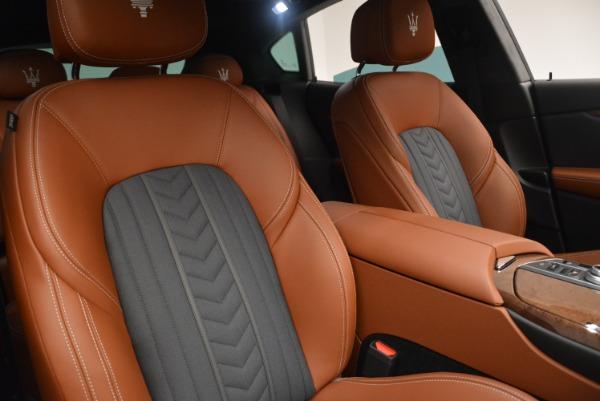 Used 2018 Maserati Levante Q4 GranLusso for sale $61,900 at Bugatti of Greenwich in Greenwich CT 06830 25
