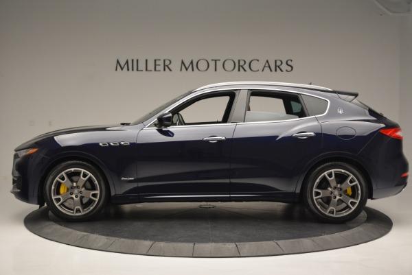 Used 2018 Maserati Levante Q4 GranLusso for sale $61,900 at Bugatti of Greenwich in Greenwich CT 06830 3