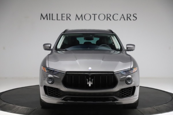 Used 2018 Maserati Levante SQ4 GranSport for sale $55,900 at Bugatti of Greenwich in Greenwich CT 06830 12
