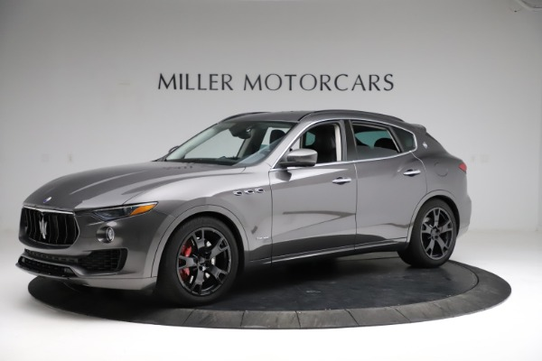 Used 2018 Maserati Levante SQ4 GranSport for sale $55,900 at Bugatti of Greenwich in Greenwich CT 06830 2