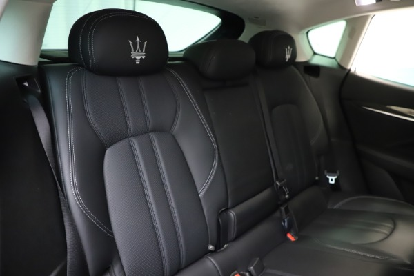 Used 2018 Maserati Levante SQ4 GranSport for sale $55,900 at Bugatti of Greenwich in Greenwich CT 06830 26