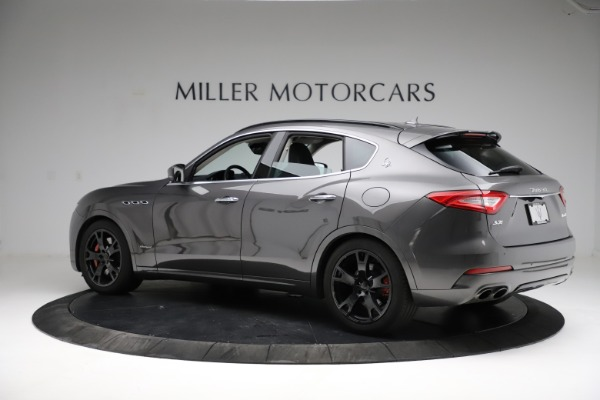 Used 2018 Maserati Levante SQ4 GranSport for sale $55,900 at Bugatti of Greenwich in Greenwich CT 06830 4
