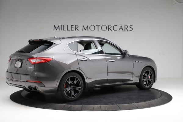 Used 2018 Maserati Levante SQ4 GranSport for sale $55,900 at Bugatti of Greenwich in Greenwich CT 06830 8