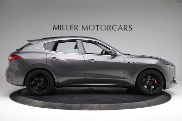 Used 2018 Maserati Levante SQ4 GranSport for sale $55,900 at Bugatti of Greenwich in Greenwich CT 06830 9