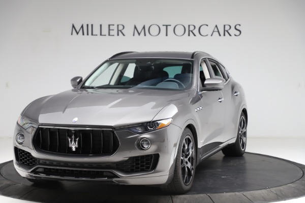 Used 2018 Maserati Levante SQ4 GranSport for sale $55,900 at Bugatti of Greenwich in Greenwich CT 06830 1