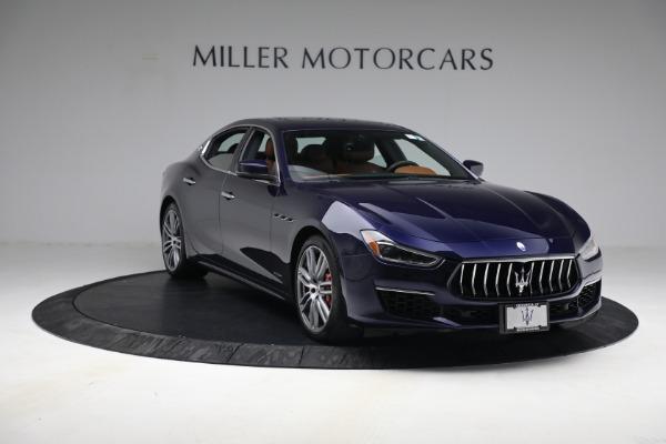 New 2018 Maserati Ghibli S Q4 GranLusso for sale Sold at Bugatti of Greenwich in Greenwich CT 06830 10