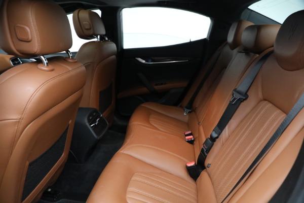 Used 2018 Maserati Ghibli S Q4 GranLusso for sale $56,900 at Bugatti of Greenwich in Greenwich CT 06830 16
