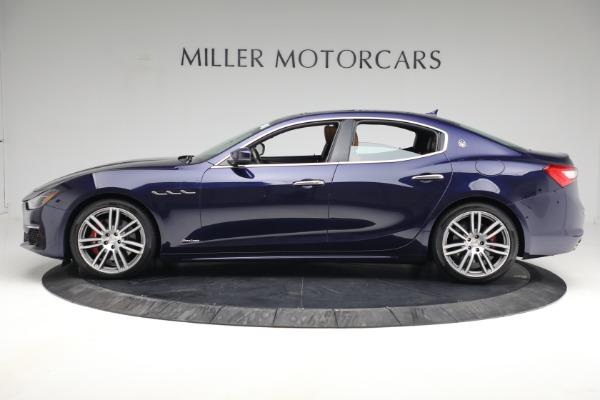 New 2018 Maserati Ghibli S Q4 GranLusso for sale Sold at Bugatti of Greenwich in Greenwich CT 06830 2