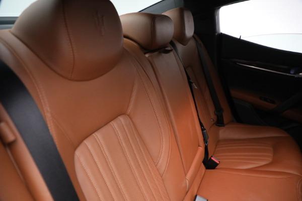 Used 2018 Maserati Ghibli S Q4 GranLusso for sale $56,900 at Bugatti of Greenwich in Greenwich CT 06830 25
