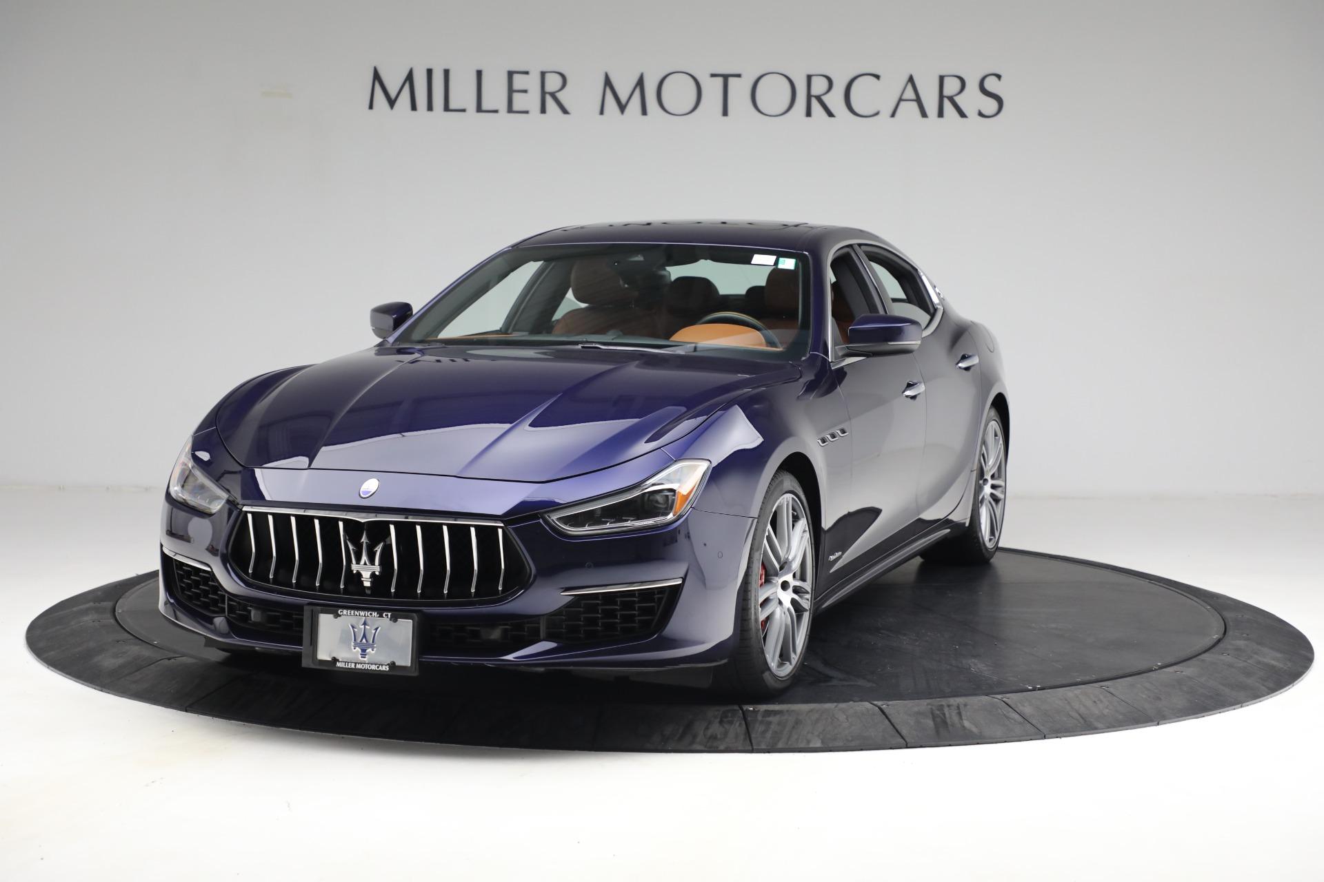 Used 2018 Maserati Ghibli S Q4 GranLusso for sale $56,900 at Bugatti of Greenwich in Greenwich CT 06830 1