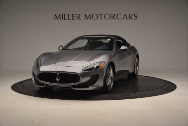 New 2016 Maserati GranTurismo Convertible Sport for sale Sold at Bugatti of Greenwich in Greenwich CT 06830 10