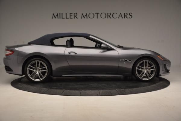 New 2016 Maserati GranTurismo Convertible Sport for sale Sold at Bugatti of Greenwich in Greenwich CT 06830 14