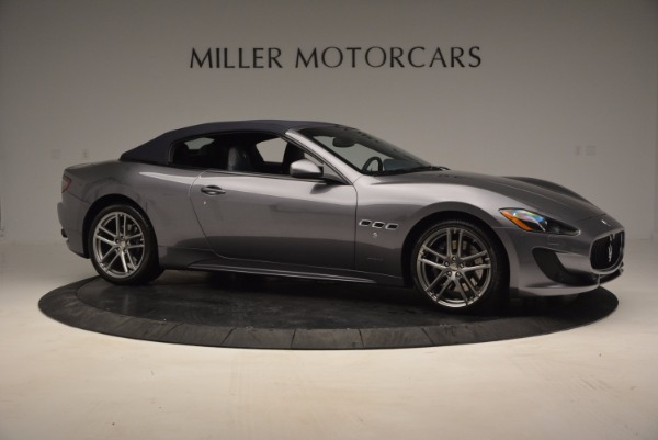 New 2016 Maserati GranTurismo Convertible Sport for sale Sold at Bugatti of Greenwich in Greenwich CT 06830 15
