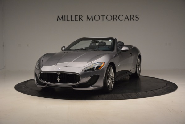 New 2016 Maserati GranTurismo Convertible Sport for sale Sold at Bugatti of Greenwich in Greenwich CT 06830 2