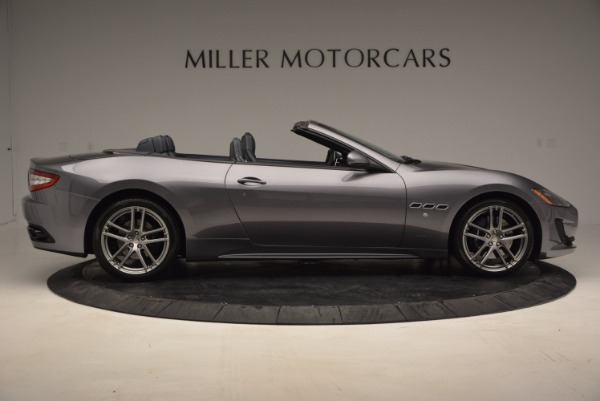 New 2016 Maserati GranTurismo Convertible Sport for sale Sold at Bugatti of Greenwich in Greenwich CT 06830 6