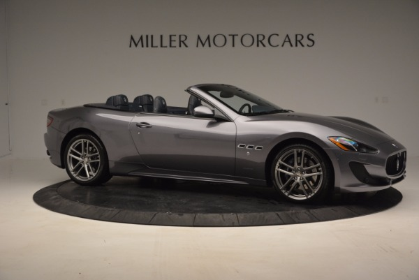 New 2016 Maserati GranTurismo Convertible Sport for sale Sold at Bugatti of Greenwich in Greenwich CT 06830 7