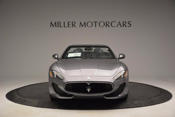 New 2016 Maserati GranTurismo Convertible Sport for sale Sold at Bugatti of Greenwich in Greenwich CT 06830 9