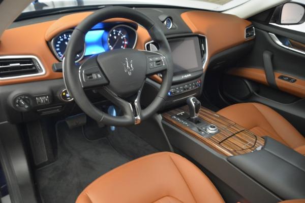 Used 2018 Maserati Ghibli S Q4 for sale Sold at Bugatti of Greenwich in Greenwich CT 06830 13