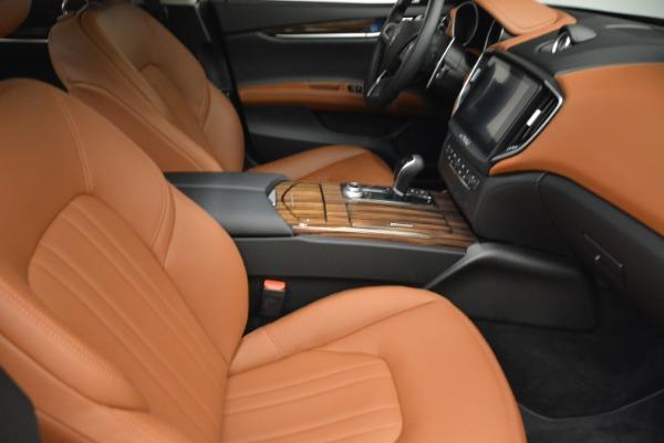 Used 2018 Maserati Ghibli S Q4 for sale Sold at Bugatti of Greenwich in Greenwich CT 06830 20