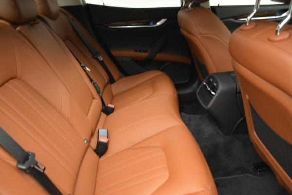 Used 2018 Maserati Ghibli S Q4 for sale Sold at Bugatti of Greenwich in Greenwich CT 06830 25