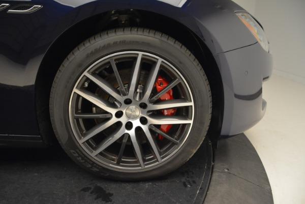 Used 2018 Maserati Ghibli S Q4 for sale Sold at Bugatti of Greenwich in Greenwich CT 06830 27