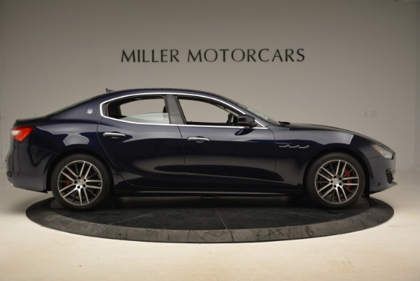 Used 2018 Maserati Ghibli S Q4 for sale Sold at Bugatti of Greenwich in Greenwich CT 06830 9