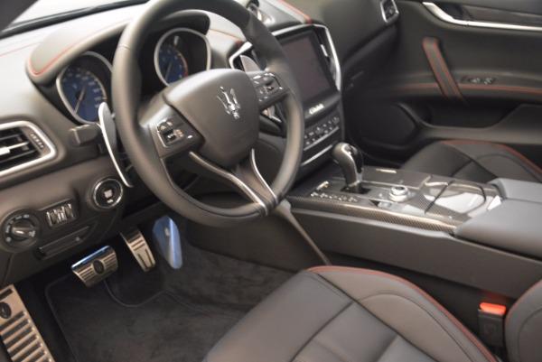 New 2018 Maserati Ghibli S Q4 GranSport for sale Sold at Bugatti of Greenwich in Greenwich CT 06830 13