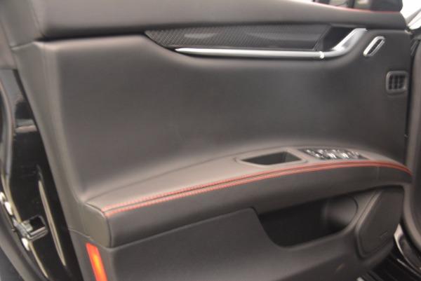 New 2018 Maserati Ghibli S Q4 GranSport for sale Sold at Bugatti of Greenwich in Greenwich CT 06830 18