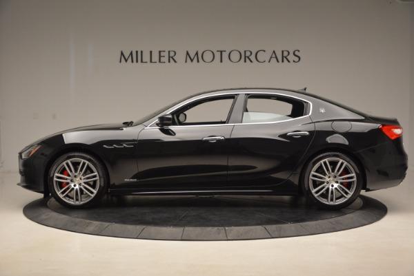 New 2018 Maserati Ghibli S Q4 GranSport for sale Sold at Bugatti of Greenwich in Greenwich CT 06830 3