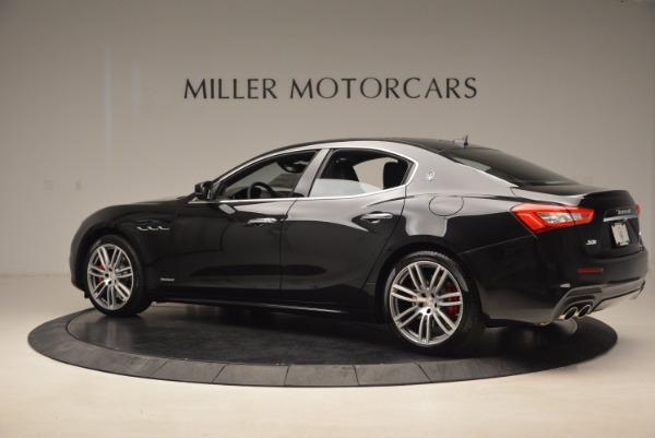 New 2018 Maserati Ghibli S Q4 GranSport for sale Sold at Bugatti of Greenwich in Greenwich CT 06830 4