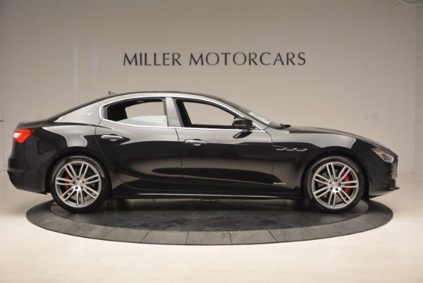 New 2018 Maserati Ghibli S Q4 GranSport for sale Sold at Bugatti of Greenwich in Greenwich CT 06830 9