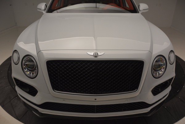 New 2018 Bentley Bentayga Black Edition for sale Sold at Bugatti of Greenwich in Greenwich CT 06830 15