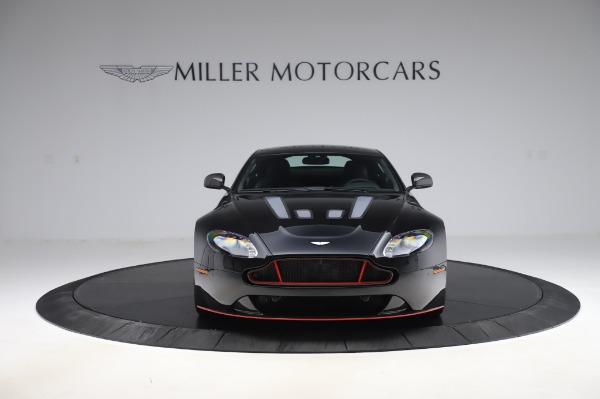 Used 2017 Aston Martin V12 Vantage S Coupe for sale $179,900 at Bugatti of Greenwich in Greenwich CT 06830 11