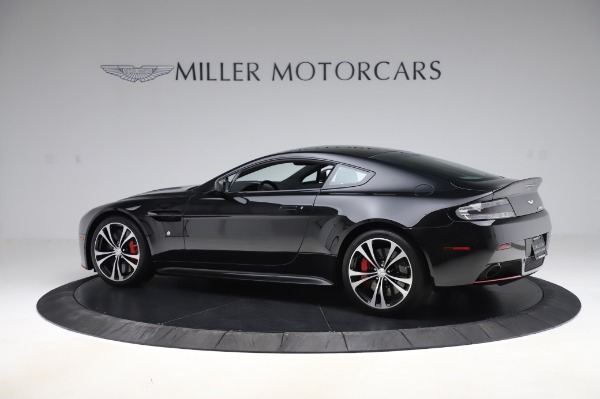 Used 2017 Aston Martin V12 Vantage S Coupe for sale $179,900 at Bugatti of Greenwich in Greenwich CT 06830 3