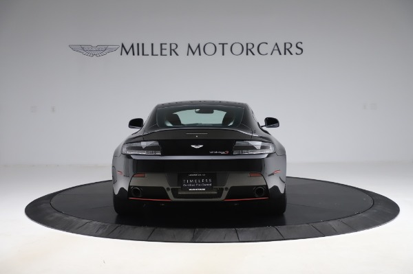 Used 2017 Aston Martin V12 Vantage S Coupe for sale $179,900 at Bugatti of Greenwich in Greenwich CT 06830 5