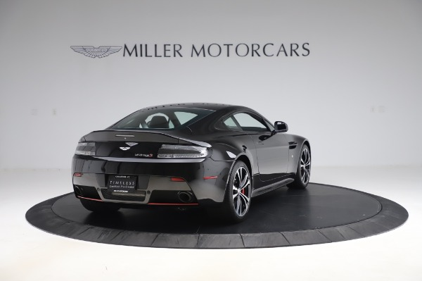 Used 2017 Aston Martin V12 Vantage S Coupe for sale $179,900 at Bugatti of Greenwich in Greenwich CT 06830 6