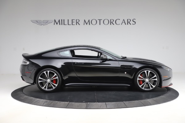 Used 2017 Aston Martin V12 Vantage S Coupe for sale $179,900 at Bugatti of Greenwich in Greenwich CT 06830 8