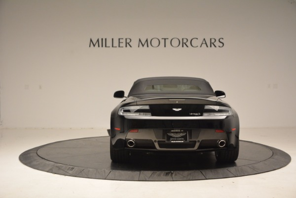 New 2016 Aston Martin V8 Vantage Roadster for sale Sold at Bugatti of Greenwich in Greenwich CT 06830 18