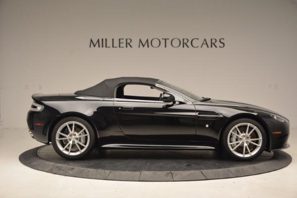 New 2016 Aston Martin V8 Vantage Roadster for sale Sold at Bugatti of Greenwich in Greenwich CT 06830 21