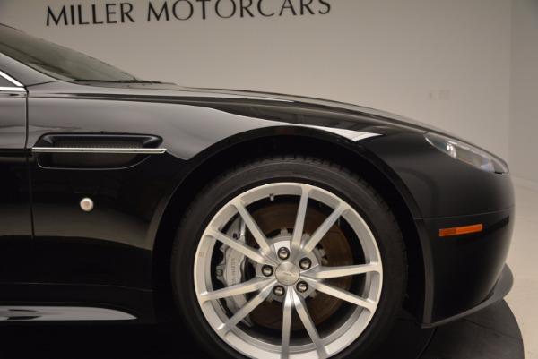 New 2016 Aston Martin V8 Vantage Roadster for sale Sold at Bugatti of Greenwich in Greenwich CT 06830 25