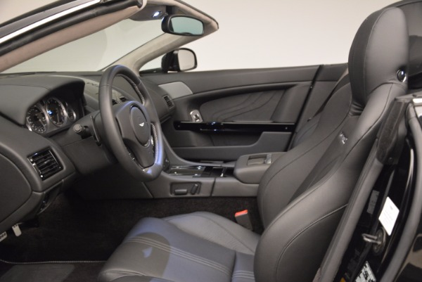 New 2016 Aston Martin V8 Vantage Roadster for sale Sold at Bugatti of Greenwich in Greenwich CT 06830 26