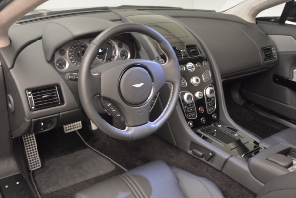 New 2016 Aston Martin V8 Vantage Roadster for sale Sold at Bugatti of Greenwich in Greenwich CT 06830 27