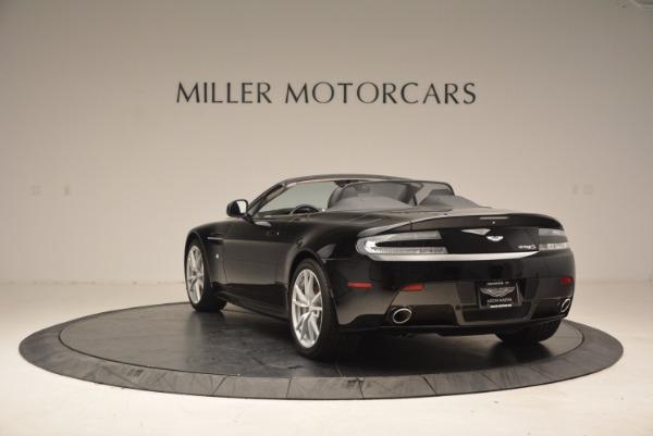 New 2016 Aston Martin V8 Vantage Roadster for sale Sold at Bugatti of Greenwich in Greenwich CT 06830 5