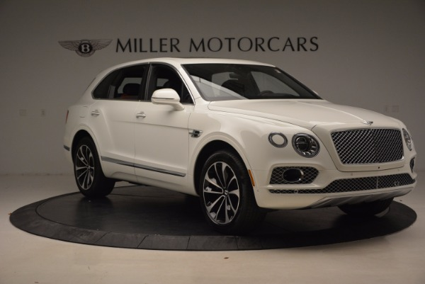 Used 2018 Bentley Bentayga Onyx for sale Call for price at Bugatti of Greenwich in Greenwich CT 06830 11