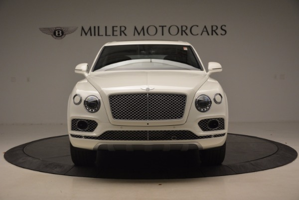 Used 2018 Bentley Bentayga Onyx for sale Call for price at Bugatti of Greenwich in Greenwich CT 06830 12