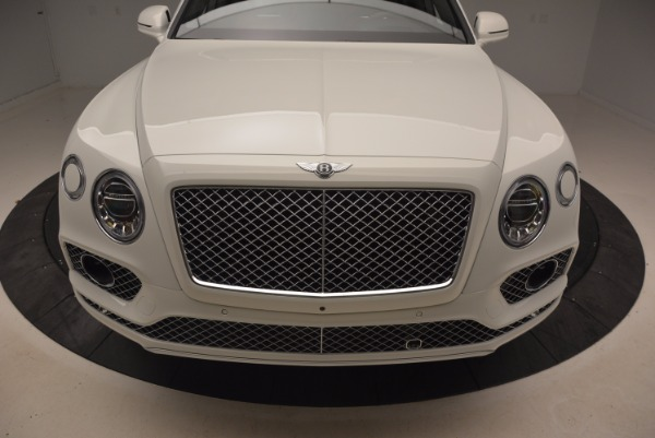 Used 2018 Bentley Bentayga Onyx for sale Call for price at Bugatti of Greenwich in Greenwich CT 06830 13